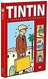 Tintin - 3 aventures - Vol. 2 : L'ïle noire + L'oreille cassée + Le Sceptre d'Ottokar