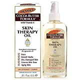 Palmers Cocoa Butter Skin Therapy Oil Pump 5.1 Ounce (150ml) (6 Pack)