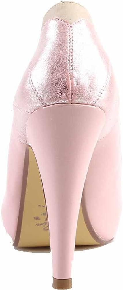 Escarpins Femme Pinup Couture