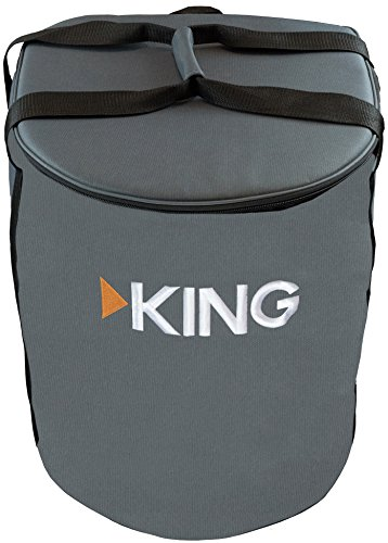 KING CB1000 Carry Bag for Portable Satellite Antenna (Satellite Video Accessories)