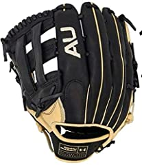 Under Armour's Genuine Pro line of fielding gloves has been developed to meet the needs and expectations of players from the professional to ultra-competitive travel levels. Evolving the traditional craftsmanship methods, process improvements...