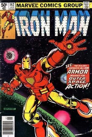 Iron Man Vol.1 #142