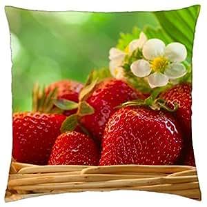 Fresh... - Throw Pillow Cover Case (18