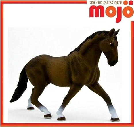 Amazon.com: Réplica de Mojo café Semental caballo pintado ...