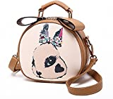 Women's Cute Fashion Animal Rabbit Shoulder Crossbody Tote Bag Mini Handbag offers