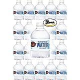 Wellsley Farms, Purified Water, 8 Fl Oz Bottle (Pack of 20, Total of 160 Fl Oz)