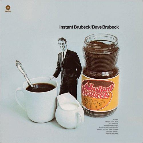Vinilo : Dave Brubeck - Instant Brubeck + 1 Bonus Track (Bonus Track, 180 Gram Vinyl, Spain - Import)