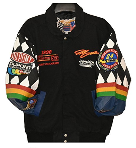Jeff Gordon NASCAR Championship Jacket Size Medium
