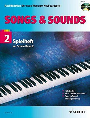 Songs & Sounds 2: Spielheft zur Schule