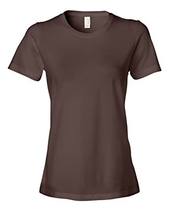 302d76c9 Amazon.com: Anvil Womens Lightweight T-Shirt (880) LAKE: Clothing
