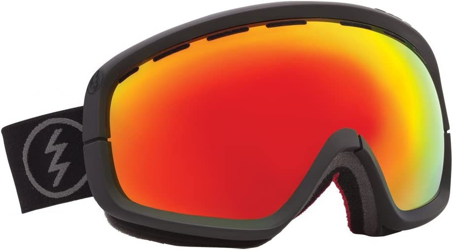Electric Visual EGB2s Solar Bronze Red Chrome Snow Goggle