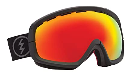 Amazon.com: Electric egb2s Goggle, Solar, color Bronce/Rojo ...