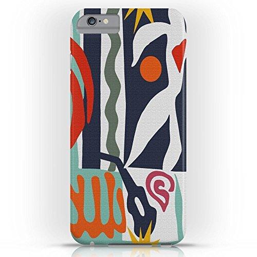 Matisse Rose (Roses Garden Phone Case Protectivedesign Hard Back Case Inspired To Matisse Slim Case iPhone 6s Plus)