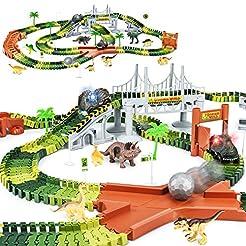 Dinosaur Toys-273pcs Create A Dinosaur W...