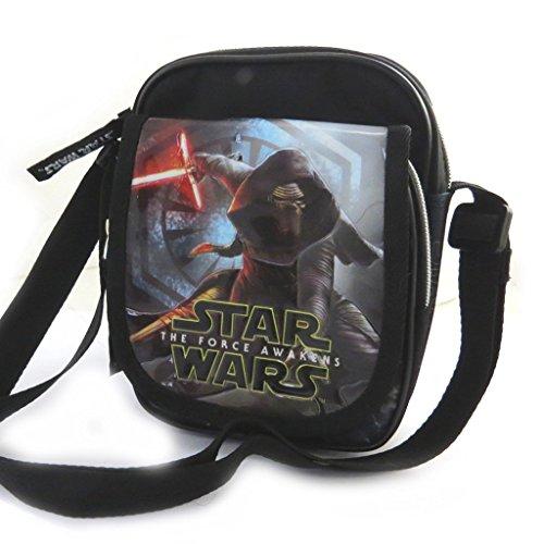 Bag french touch Star Warsnero (19x15x10 cm).