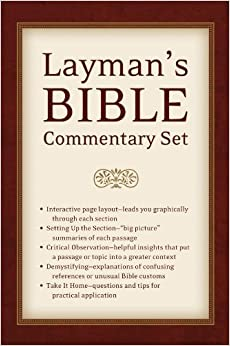 Book Layman's Bible Commentary Set by Dr. Tremper Longman (2013-06-01)