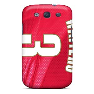 DustinFrench Galaxy S3 Excellent Hard Phone Cover Provide Private Custom Beautiful Cleveland Cavaliers Series [mPG19097HyyZ]