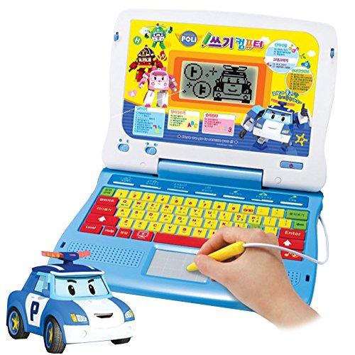 Poli Bilingual Educational Writing and Learning Toy Lapto...