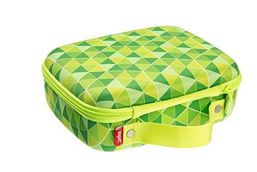 ZIPIT Colorz Jumbo Large Storage Box, Green Photo #3