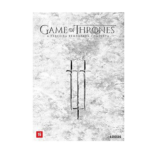 DVD Game of Thrones - Terceira Temporada Completa