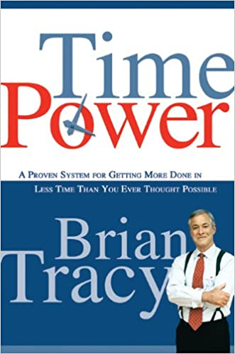 Brain Tracy Books Review- Time Power