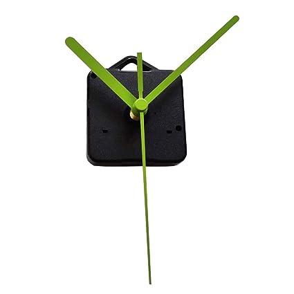 Silent DIY Quartz Movement Wall Clock Motor Mechanism Long Spindle Repair Parts