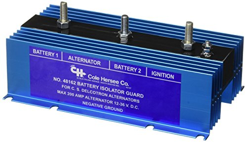 Cole Hersee 48162 Battery Isolator