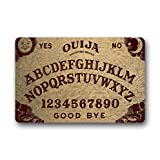 Ouija Board Doormat,Indoor/Outdoor Floor Mat