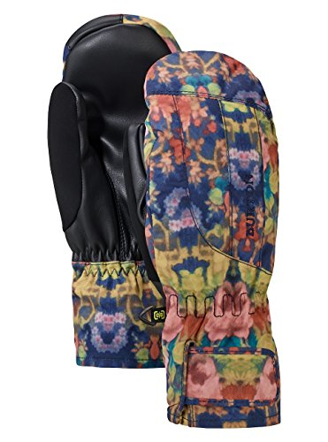 Burton Women's Profile Under Mitt, Kaleidoscope, Large (Profile Under Snowboard Gloves)