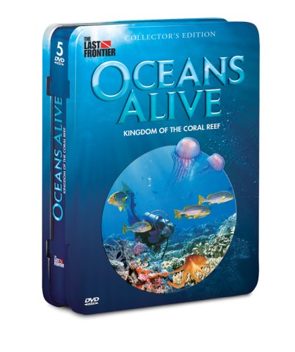 Oceans Alive: Kingdom of the Coral Reef (5-pk)(Tin) (5 Ct Tin)