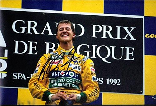 autographed-michael-schumacher-1992-colors-of-benetton-belgium-grand-prix-formula-1-racing-glossy-ra