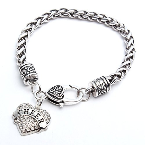 heart-cheer-bracelet-cuff-women-girl-charm-white-crystal-jewelry-gift