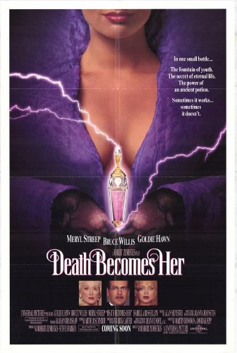 Her Movie Poster - Death Becomes Her Movie Poster