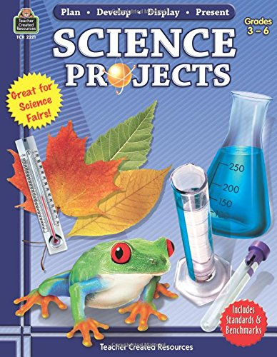 Read Online Plan-Develop-Display-Present Science Projects pdf