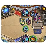 Hearthstone Heroes of Warcraft(1).jpg Customized Rectangle Mousepad