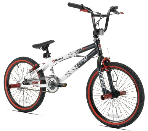 Razor Nebula BMX/Freestyle Bike, 20-Inch (Kids Old For Bike Years 9)