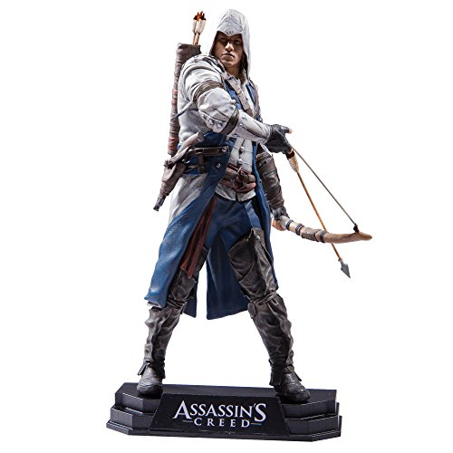 McFarlane Toys Assassin's Creed Connor 7″ Collectible Action Figure