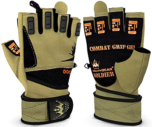 Crown Gear Weightlifting Gloves
