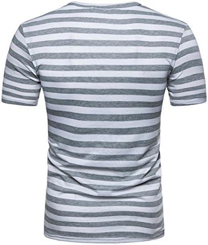 OHQ Blusa Superior de la Camiseta del Verano del Cuello Redondo de ...