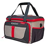 Igloo Outdoorsman Collapsible 50-Sandstone/Blaze Red Review