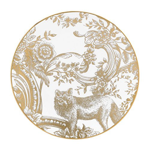 Lenox Marchesa Gilded Forest Salad Plate, White -  29157