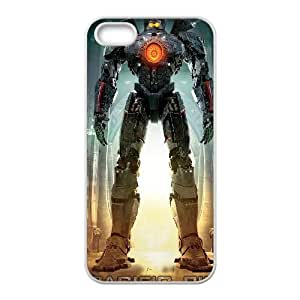 iPhone 4 4s Cell Phone Case White Pacific Rim U8X6PF