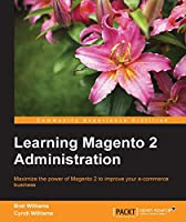 Learning Magento 2 Administration Front Cover