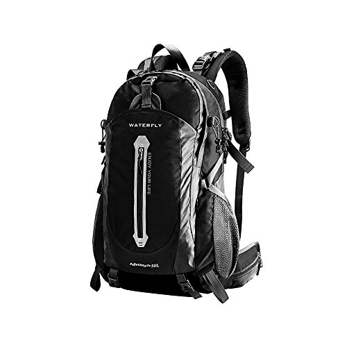 WATERFLY Lightweight Resistant Backpack foldable