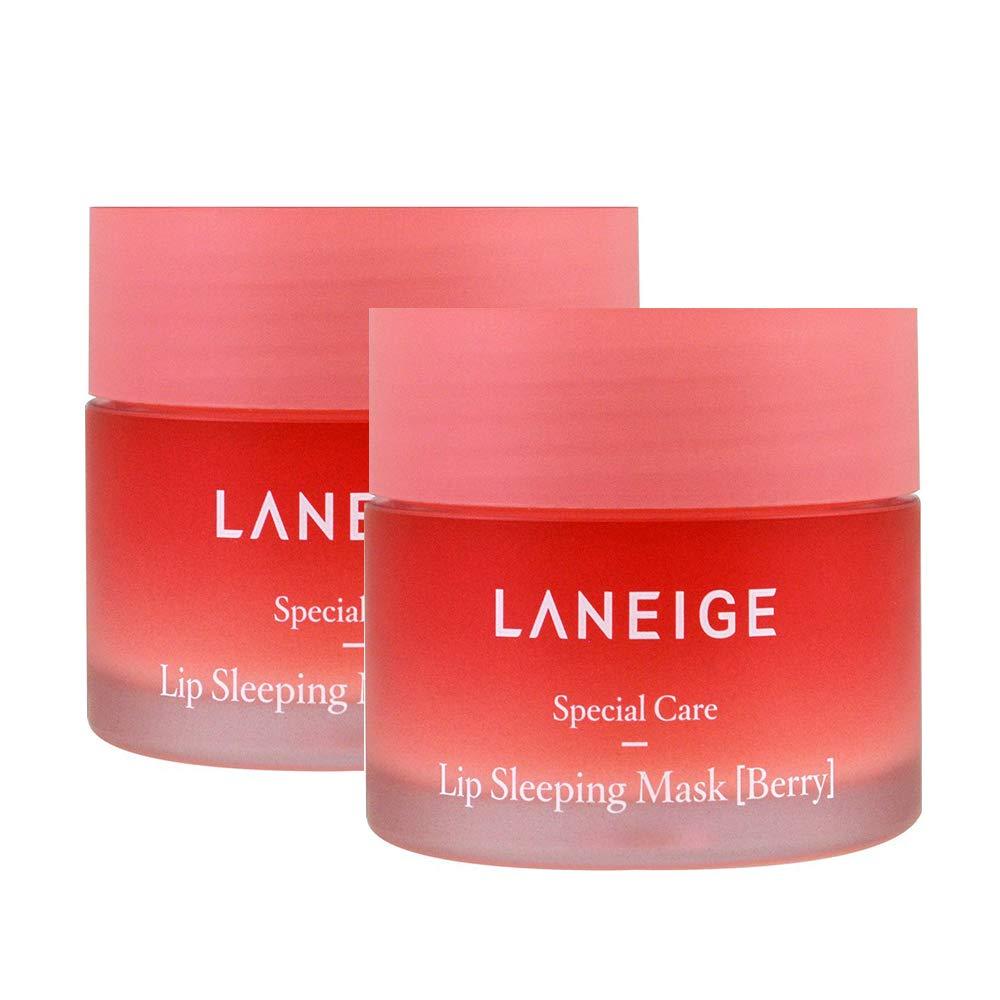 Laneige Lip Sleeping Mask 0.71oz Berry 40g (20g x 2)