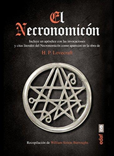 Libro : El necronomicon  - Simon