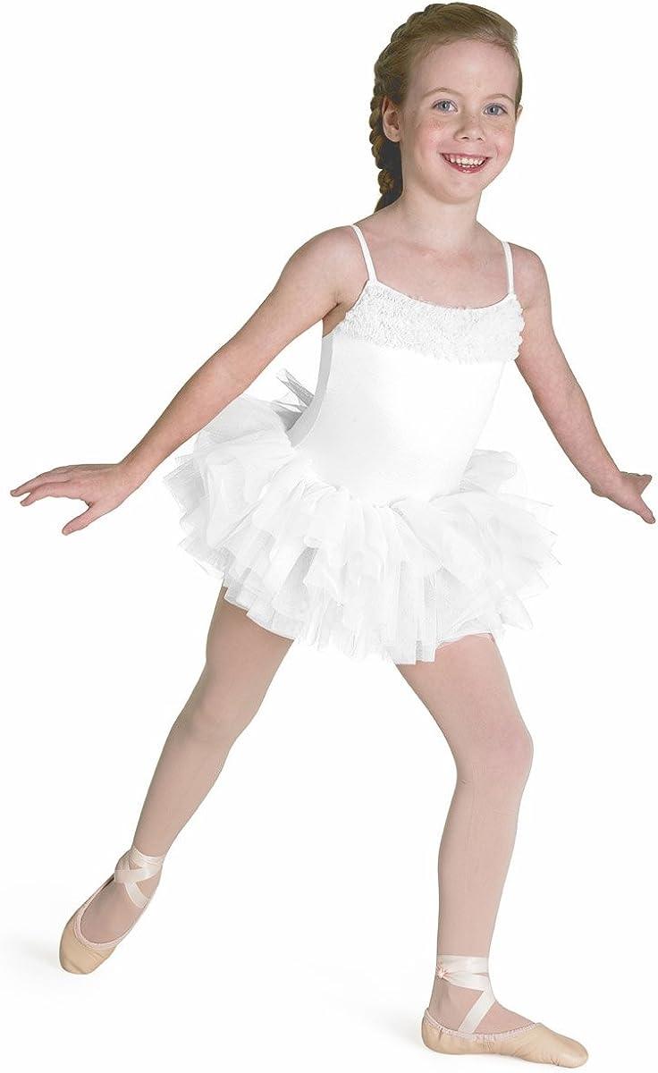 Bloch CL7120 Desdemona dei bambini del vestito dal tutu di ballo