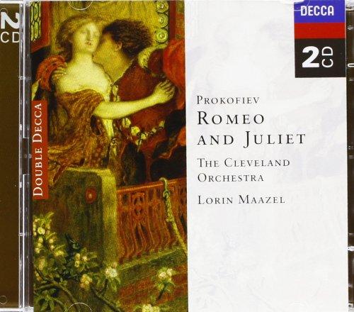 Prokofiev: Romeo & Juliet by CD