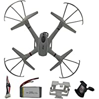 MJX X101 2.4GHz 6 Axis Gyro Large Size RC Helicopter Quadcopter Extra 1 Battery X101 Drone