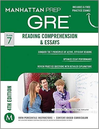 Gre Reading Comprehension Passages Pdf